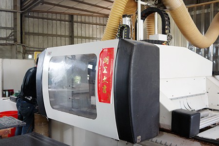 CNC automated drilling