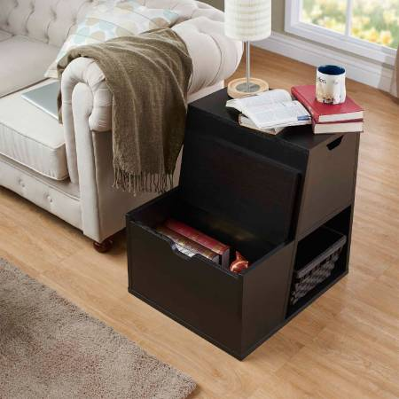 The Ladder Style Functional Storage Cabinet
