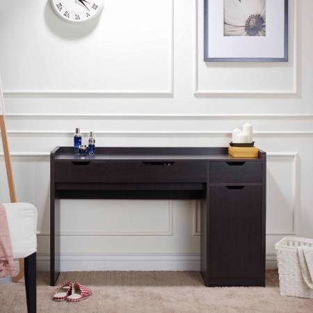 Expresso Elegant Dressing Table - Modern and neat makeup table