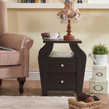 Classic Vase-Style Side Table