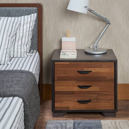 Different Sizes Drawer Side Table