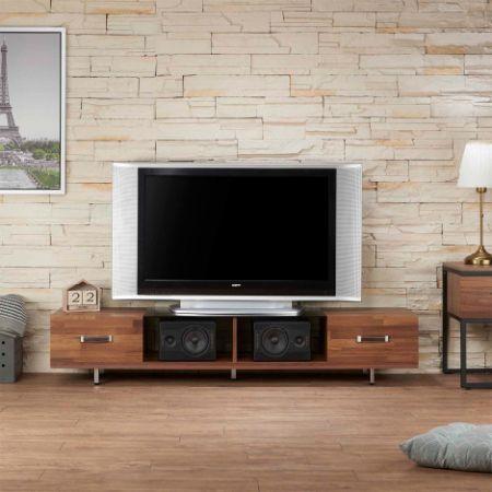 Симметричная космическая подставка под телевизор - Симметричная космическая подставка под телевизор