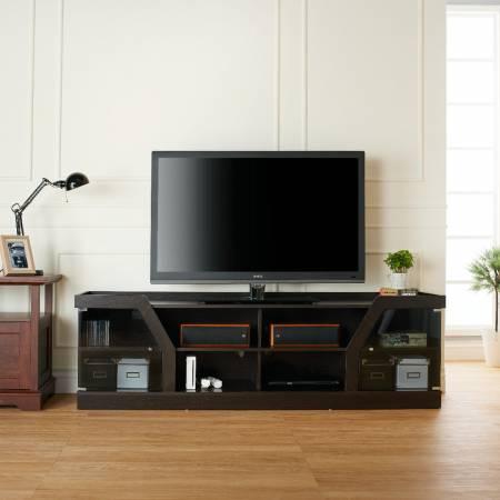 亀甲型テレビ台 - 亀甲型TVスタンド。