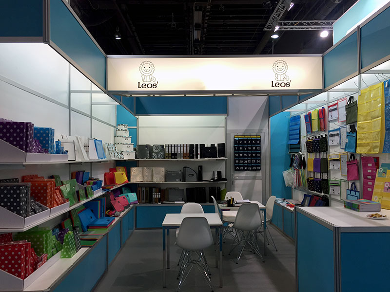 2018 Messe Paperworld, Frankfurt