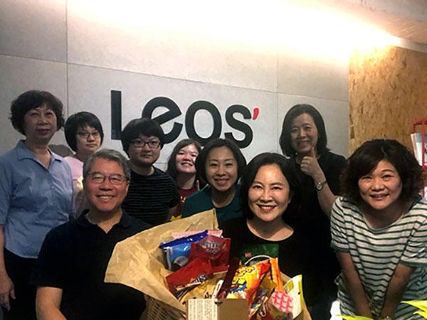 Leos' Team