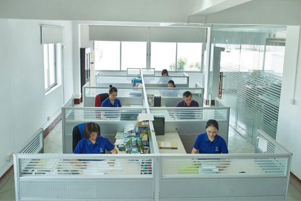 Ufficio di Leo in Cina.