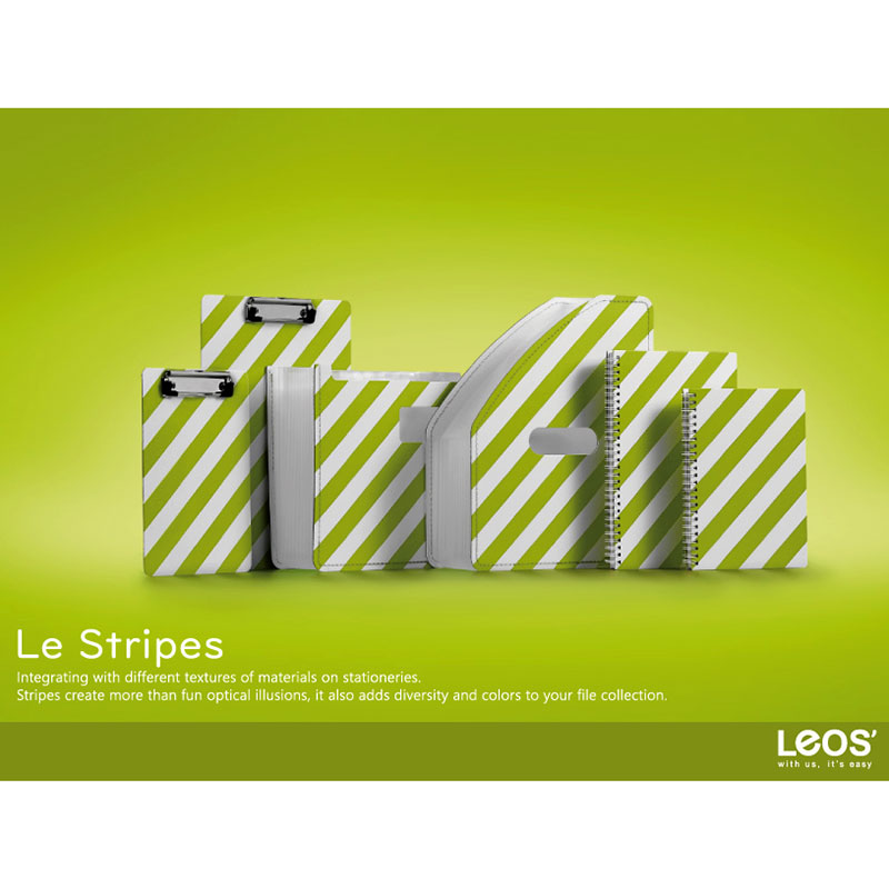 Le Stripes Series
