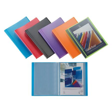 Front View Display Book - Tidying the files in your office.