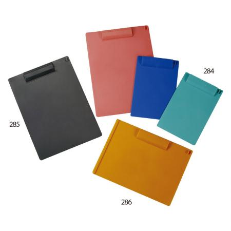 Rigid Clipboard - Constructed of opaque ABS board.