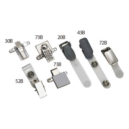 Badge Clip and Pin