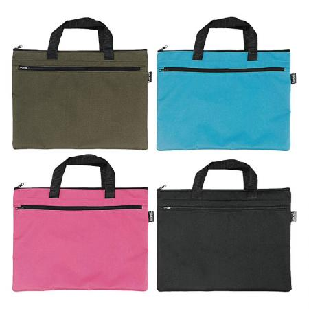 Canvas Carry Bags - Durable carry bag with comfortable handles.