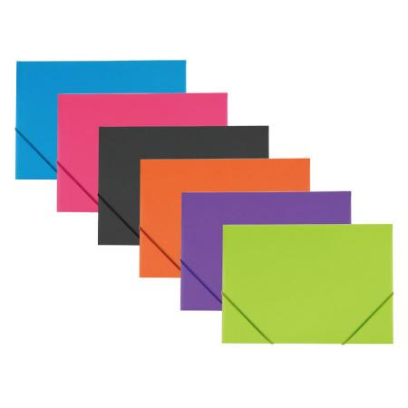 3-Flap Folder - Sturdy case for important documents.