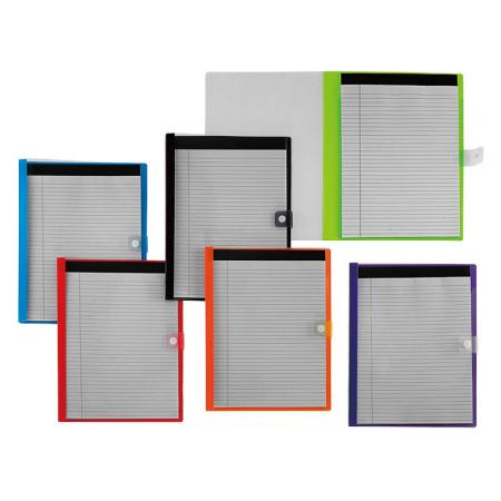 Legal Pad Holder - The classic pad format gives you quick access to notes and lists.