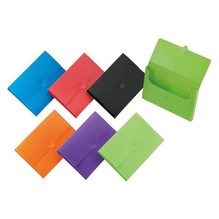 Portable File Case - Great for filing important papers and report files.