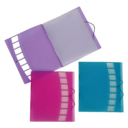 Tabbed Organizer - Manage clutter and piles of paper quickly and easily.