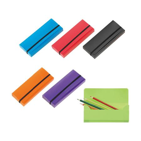Pencil Case - Easy to storage pencil and accessories.