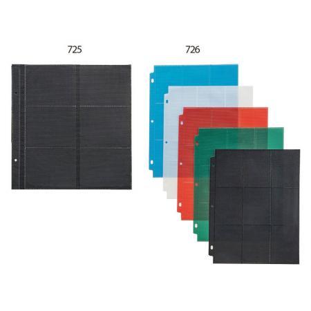 Pagine di ricarica delle carte del giocatore - Ottimo per l'archiviazione e la visualizzazione delle carte.