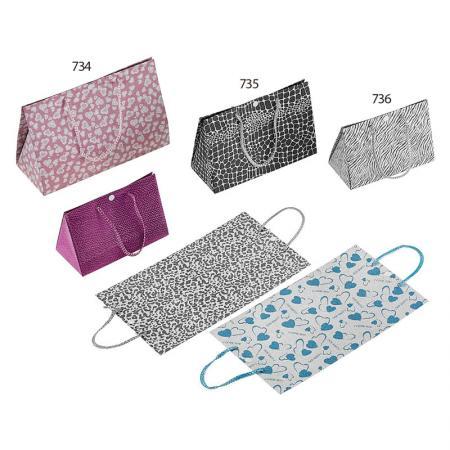ถุงของขวัญกลิตเตอร์ - ถุงของขวัญที่สวยงามเหล่านี้จะทำให้ปาร์ตี้ของคุณน่าจดจำ