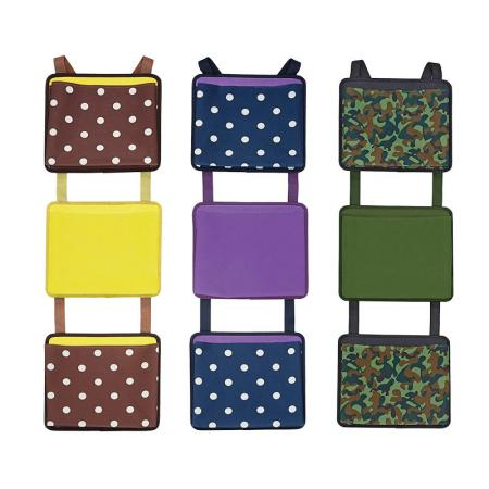 Snap Wall Pocket - Available to snap multiple pockets together for more storage.