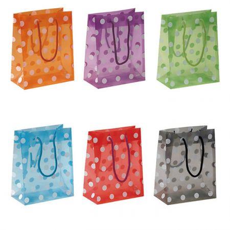 PP Gift Bag - Polka Dot Gift Bag