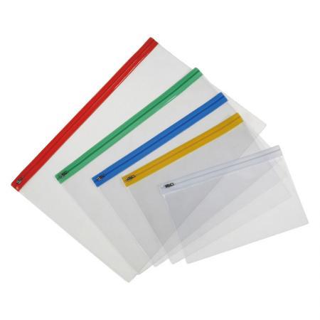 Transparent Zip Bag
