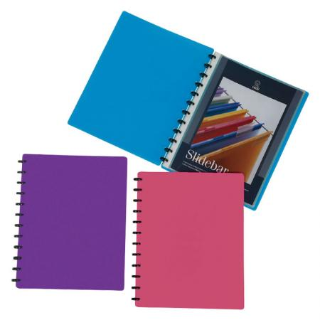 Discbound Display Book - Protect the important files from the water and dirt.