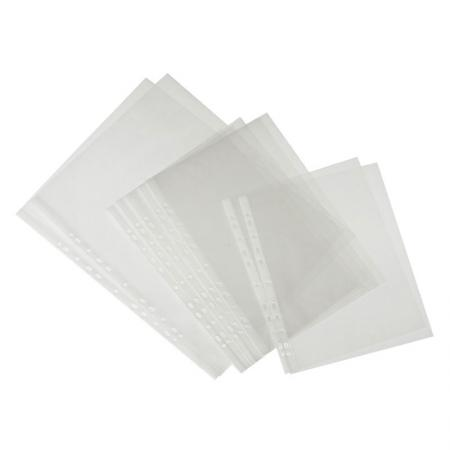 Sheet Protector - Easy top loading sheet protector feature makes it quick and easy to insert.