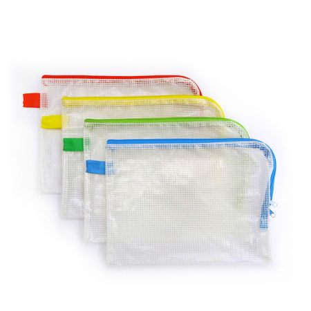 L Shape Mesh Bag - L Shape Mesh Bag