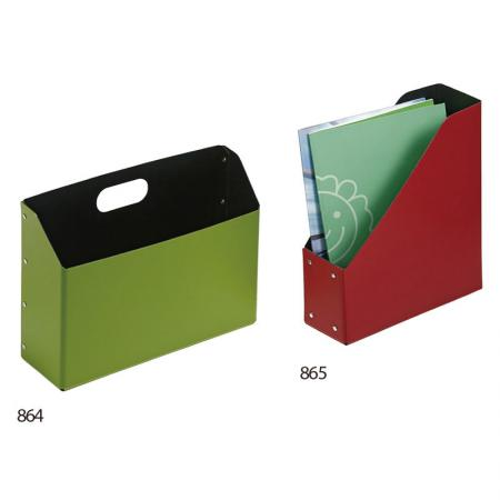 Magazine Holder - Magazine Holder file boxes are a great home, office or classroom storage solution.