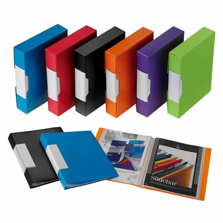 PP Presentation Display Book - Perfect for documents organization.