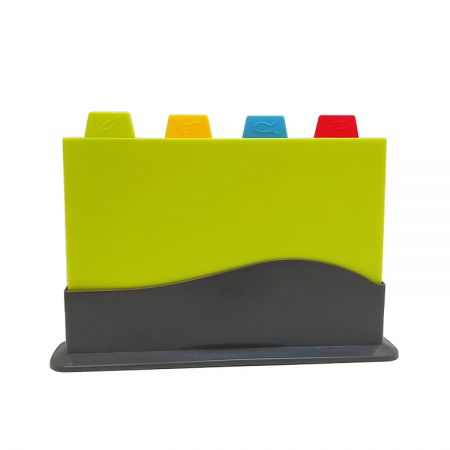 Color Coded Cutting Board Set - Color Coded Thick Chooping Board Set