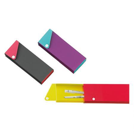 Sliding Pencil Case - Colorado Sliding Pencil Case