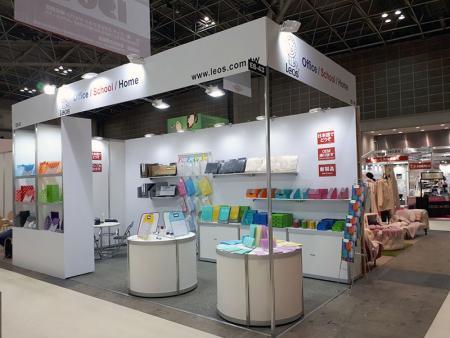 Leos' 2018 JP ISTO Exhibition Booth