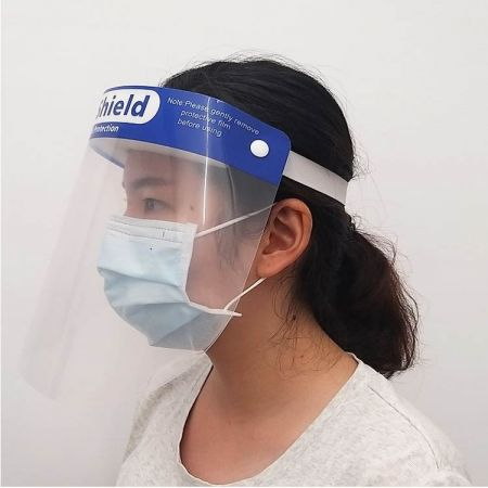 Face Shield - Face Shield Demo