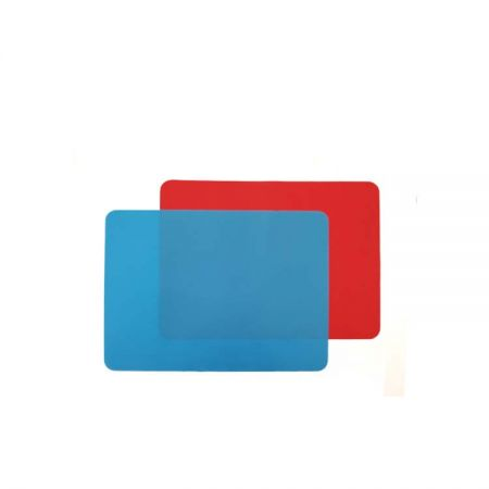 Colored Silicone Placemat - Colored Silicone Placemat