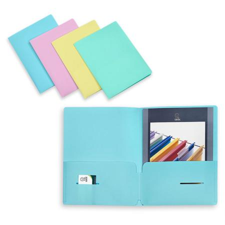 Two Pocket Folder - Twin Pocket Folder