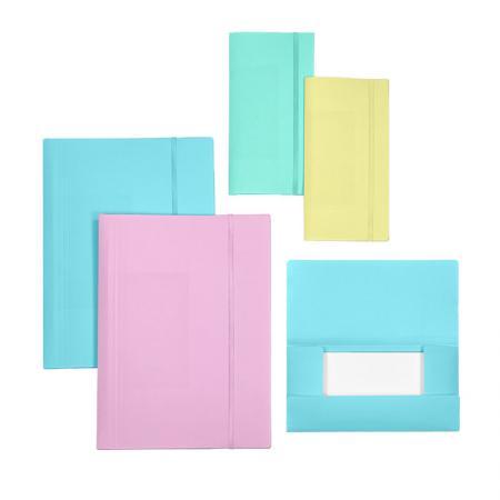 PP Flap Folder - Flap Folder A4 Size