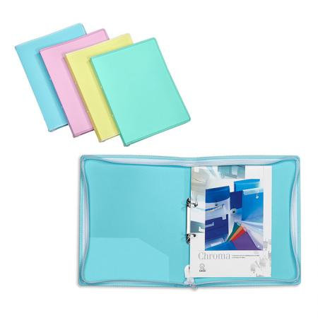 Zipper Binder