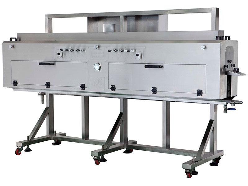 Dampftunnel, WS-130