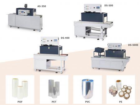 Shrink Film Paketleme Makinası