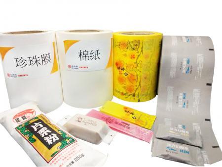 Materiais / Sacos de Embalagem de Papel Especial