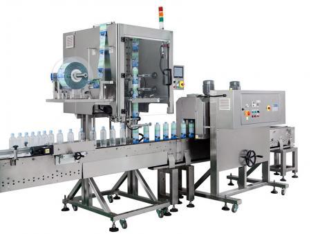 Otomatik Gövde Etiket Kılıf Aplikatörü (200BPM)