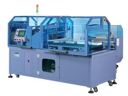 Seladora lateral automática com sensor de impressão