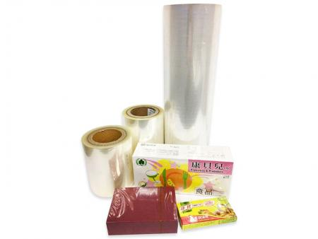 BOPP Heat Shrinkable Film