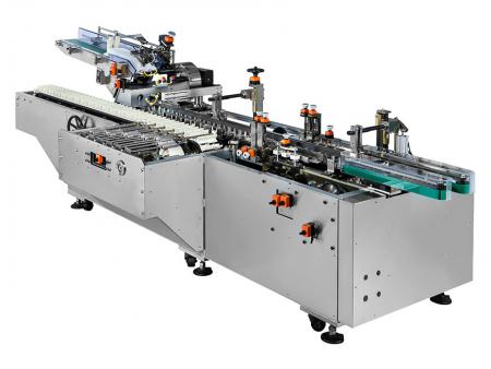 Continuous Horizontal Cartoning Machine