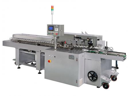 Continuous Vertical Cartoning Machine