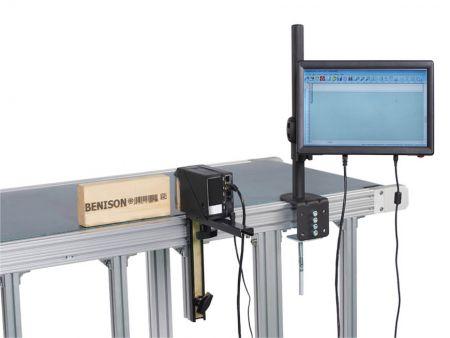 高解析喷墨印字机