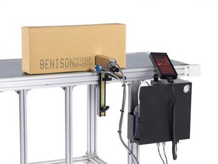 Impresora de inyección de tinta de matriz de puntos grandes