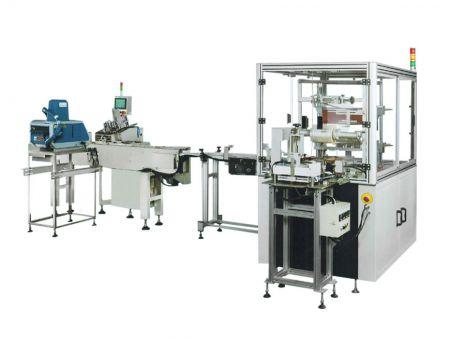 Ручное обертывание (полностью автоматическая модель)