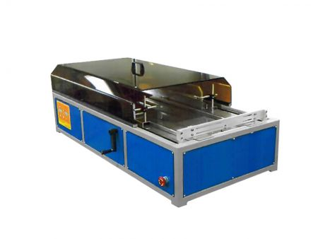 Embrulhamento manual (modelo semi-automático)